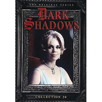 Dark Shadows - Dark Shadows: Dvd Collection 20 [4 Discs] [DVD] USA import