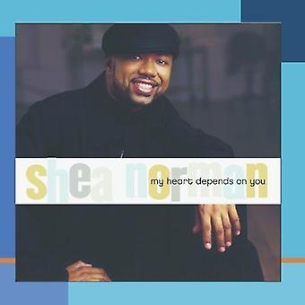 Shea Norman - My Heart Depends on You [CD] USA import