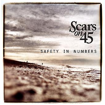 Scars on 45 - Safety in Numbers [CD] USA import