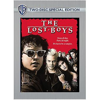 Lost Boys: Twee-Disc Special Edition [DVD] USA importeren