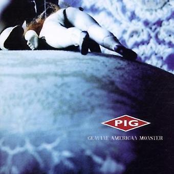 Schwein - echte amerikanische Monster [CD] USA importieren
