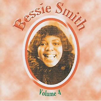 Bessie Smith - Bessie Smith: Vol. 4-komplet optagelser [CD] USA import