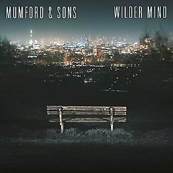 Mumford & sønner - Wilder sind [CD] USA import
