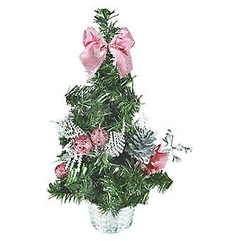 Bigbuy Small Christmas Tree with Ornaments (Decoration , Christmas , Christmas trees)