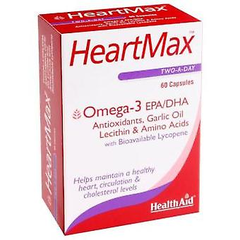 Health Aid 60cap Heartmax. Health Aid (Vitamines et suppléments , Multi-nutriments)