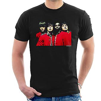 The Libertines Time For Heroes Album Cover Men's T-Shirt
