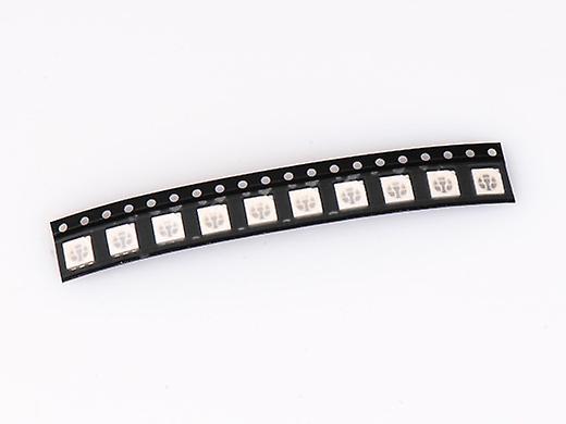 H-LED, green, large, 10pcs