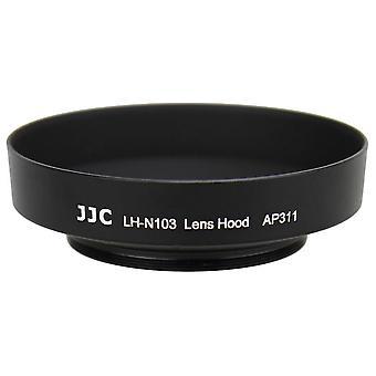 Sostituzione di JJC paraluce Nikon HN-N103 per Nikon 1 NIKKOR AW 10mm f/2.8, 1 NIKKOR AW 11-27.5 mm f/3.5-5.6
