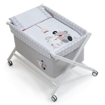 Interbaby Textile Cradle + Bco Friends