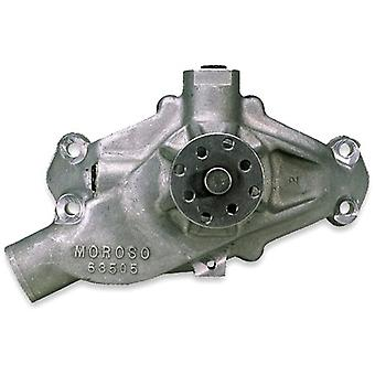 Moroso 63505 Cast Aluminum Water Pump for Small Block Chevy