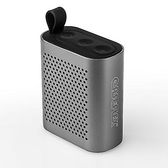 Caseflex Wireless Mini Bluetooth-Lautsprecher - Gunmetal
