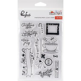 December Days Photopolymer Stamps 4