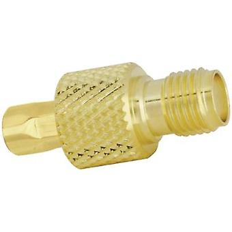 SMA connector Socket, straight 50 Ω SSB Aircell 5
