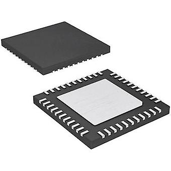Embedded microcontroller DSPIC33FJ64MC804-I/ML QFN 44 (8x8) Microchip Technology 16-Bit 40 MIPS I/O number 35