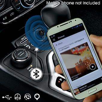 FM Bluetooth Freisprecheinrichtung w / USB-Ladegerät