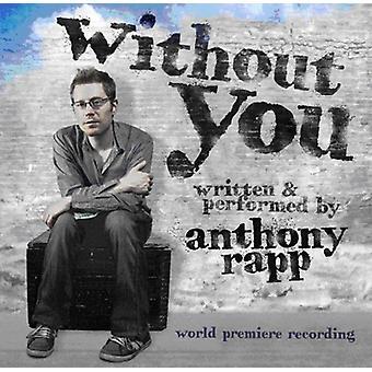 Støbt optagelse - uden du [CD] USA import