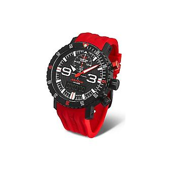Vostok Europe watch Mriya 2 multifunctional chronograph 9516-5554250