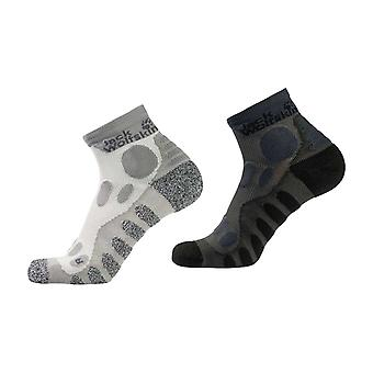 Jack Wolfskin Sandale Sock klassische Schnitt