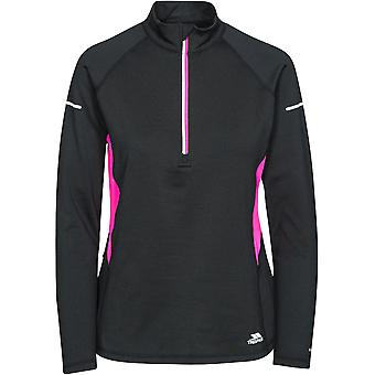 Trespass Damen/Ladies Persinii Long Sleeve Fitness Running Tops