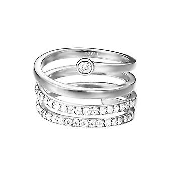 ESPRIT women's ring silver JW52887 ESRG92789A1