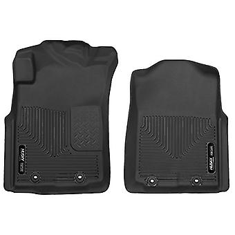 Husky Liners Front Floor Liners Fits 12-15 Tacoma Access/Double/Standard