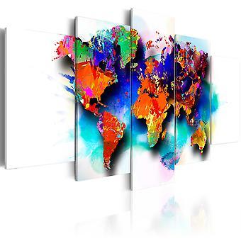 Canvas Print - Picturesque World