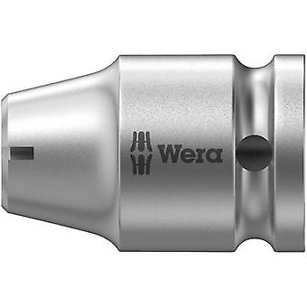 Bit adapter Drive (screwdriver) 3/8 (10 mm) Downforce 1/4 (6.3 mm) 30 mm Wera 780 B 05042655001