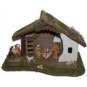 Nativity JOSEPH grote houten Manger Nativity kerst Nativity testing