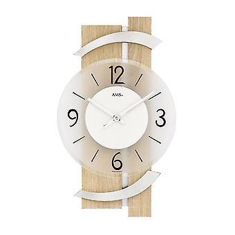 Wall clock AMS - 9546