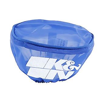 K&N KA-6589PL Kawasaki PreCharger Oval Tapered Air Filter Wrap