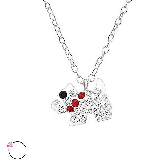 Dog - 925 Sterling Silver Necklaces - W32751X