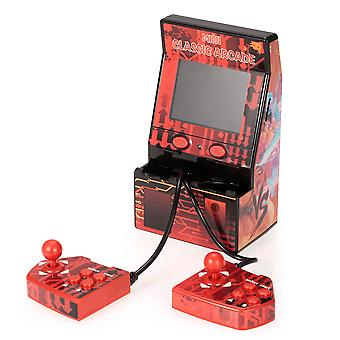 Upgraded Mini Classic Arcade Game Cabinet Machine Double Joystick Retro handheld player with built-in 183 Games toys for children