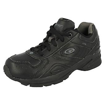 Junior Boys Hi Tec Lace Up Trainer XT115 Jr.