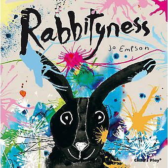 Rabbityness by Jo Empson - Jo Empson - 9781846434822 Book