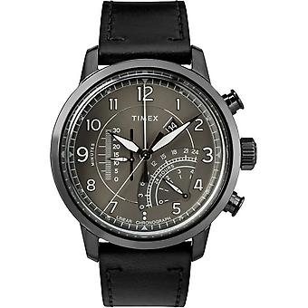 Timex mens se Waterbury lineær chronograph 45 mm TW2R69000