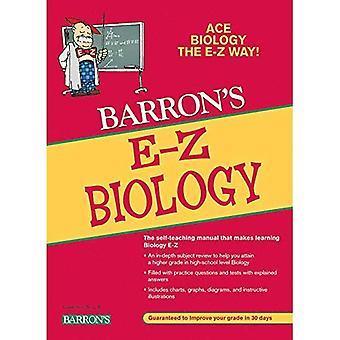 E-Z Biology (E-Z Series)