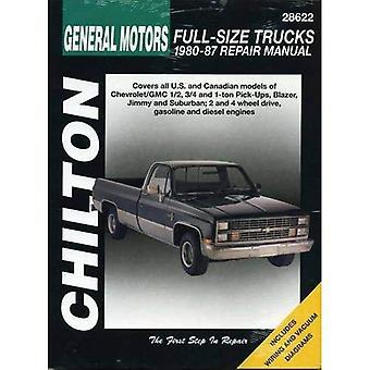 Full Size Trucks (1980-87) (Chilton Total Car Care)