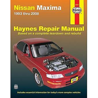 Nissan Maxima Automotive Repair Manual: 1993-08 (Haynes Automotive Repair Manuals)