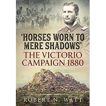 'Horses Worn to Mere Shadows': The Victorio Campaign 1880