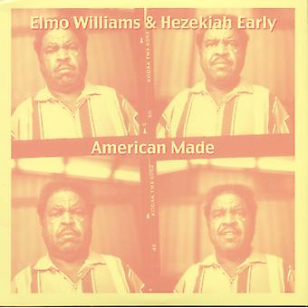 Elmo Williams - American Made [Vinyl] USA import