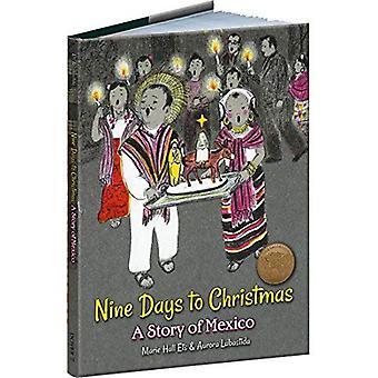 Nio dagar till jul: en berättelse om Mexiko