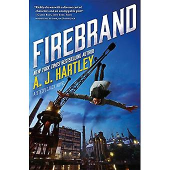 Firebrand: A Steeplejack Novel (Steeplejack)