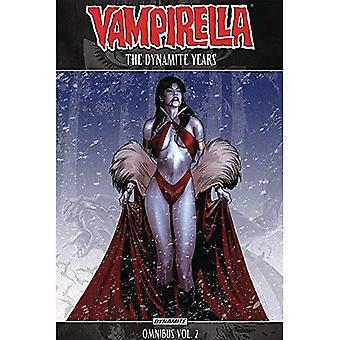 Vampirella: La Dynamite ans Omnibus Vol 2