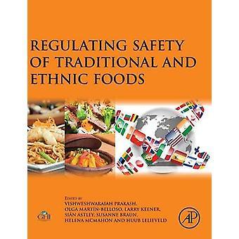 Regulering af sikkerheden af traditionelle og etniske fødevarer af Prakash & V.