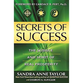 Hemmeligheder for succes i videnskab og i reel velstand af Taylor & Sandra Anne ånd