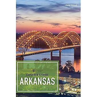 Explorer`s Guide Arkansas
