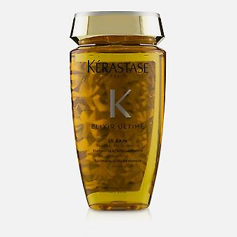 Kerastase Elixir Ultime Le Bain Sublimating Oil Infused Shampoo (Dull Hair) - 250ml/8.5oz