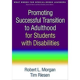 Promoting Successful Transition to Adulthood for Students with Disabi