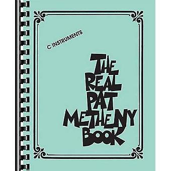 The Pat Metheny Real Book (C Instruments) - 9781480350595 Book
