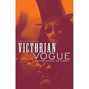 Vogue victoriana: novelas británicas en la pantalla
